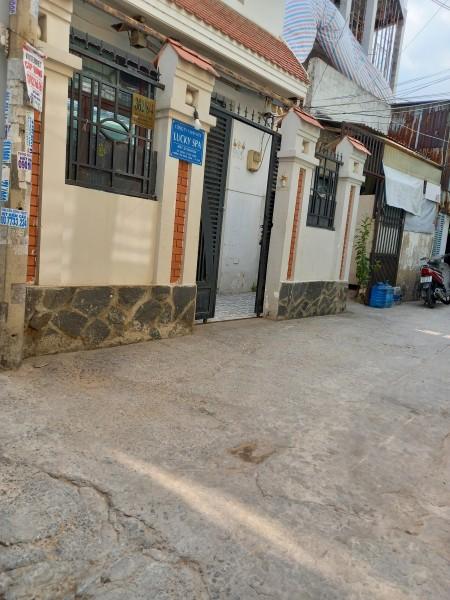 Cho thuê nhà nguyên căn 6 x 12 sử dụng 90 mét vuông sau Lotte Mart quận 7 7, 90m2, 2 phòng ngủ, 1 toilet