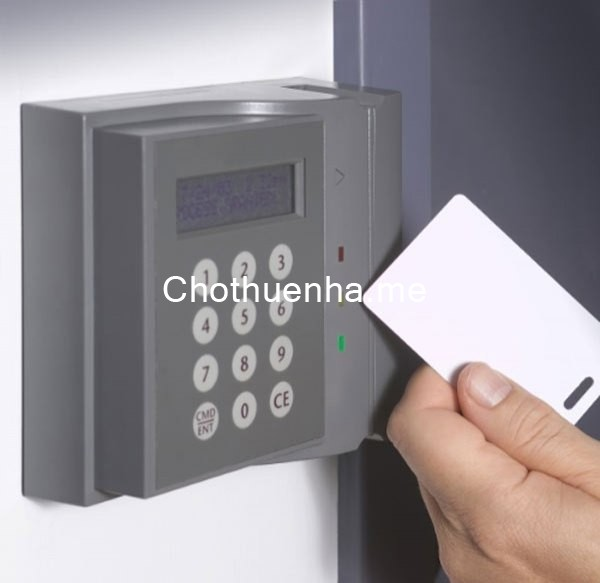 an ninh căn hộ