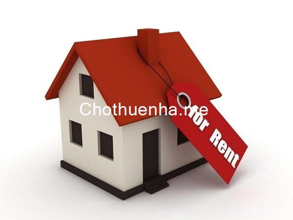 cho thuê nhà Tân Phú